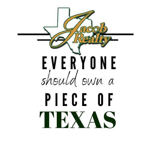 Everyone should own a piece of Texas Jacob Realty